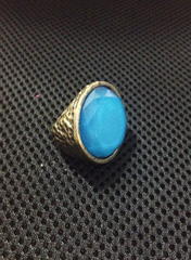 Agate Arizona Gemstone Ring