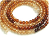 Hessonite Beads